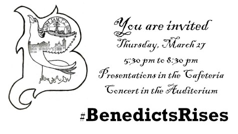 VIDEO: Benedict's Rising: A Celebration of the 40th Anniversary of the Re-opening