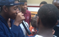 Daryl Bethea '15 Wins First SBP Rap Battle