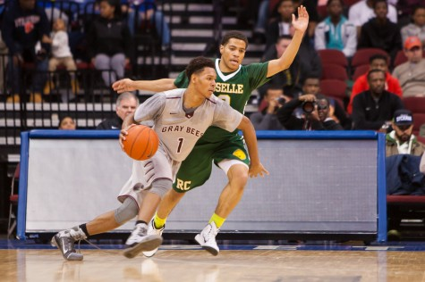 SAINT BENEDICT'S PREP LOSES FOR THE FIRST TIME IN NNI