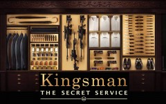 """Kingsman: The Secret Service"" is A Head Turner"