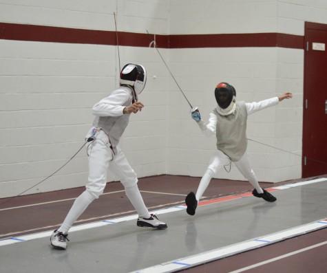 Millburn Halts Fencers' Victorious Run