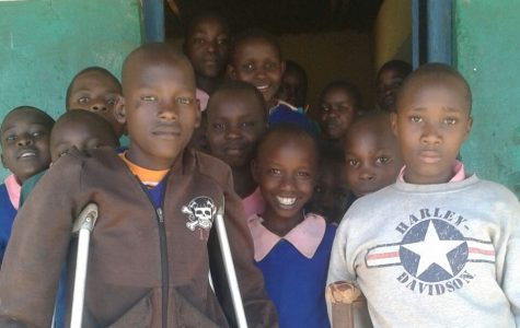 Kenyan Resident Determined to Help Disabled Back Home
