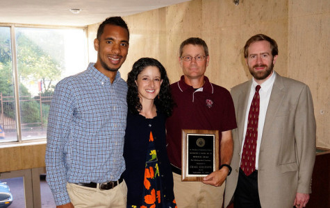 Craig Gillespie Awarded Raymond J. Sachs Teaching Award