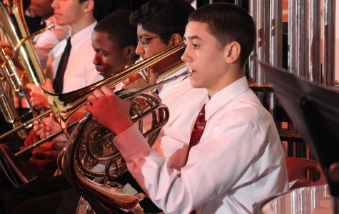 Fall Concert Celebrates the Reopening of the School