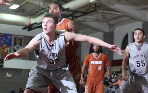 Basketball Team Beats NIA Prep
