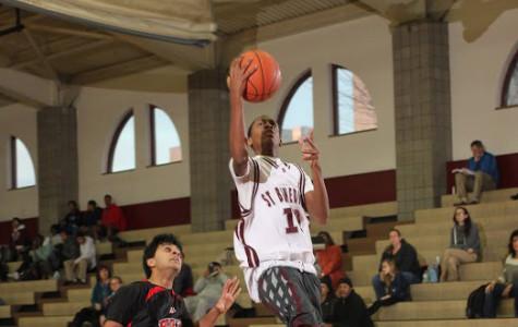 JV Basketball Team Loses to Malvern Prep