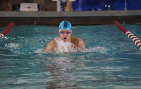 Swim Team beats Riverdale in First Meet of the Season