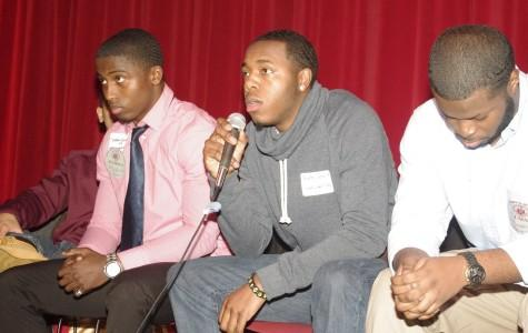 Recent Grads Return to the Hive, offer advice about college prep