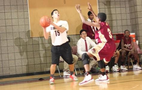 Freshman Basketball Team Dominates Against Belleville