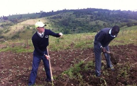 Runner Experiences Kenyan Culture
