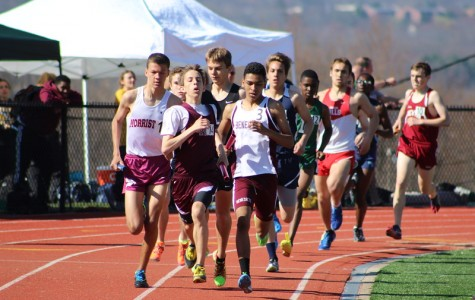 Track Team is Determined to Come Back From Sluggish Season