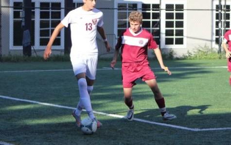 JV Soccer: Saint Benedict's Wins 5-0 Against Don Bosco