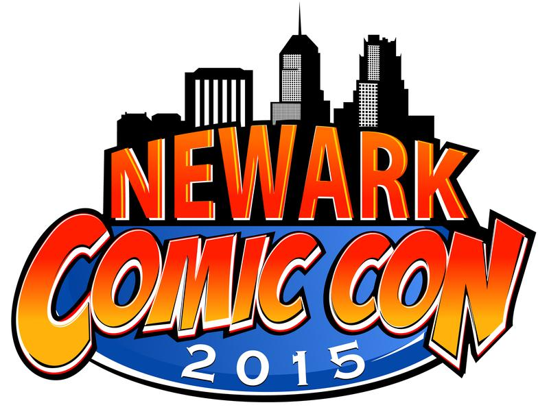 Newark Comic Con 2015 Logo