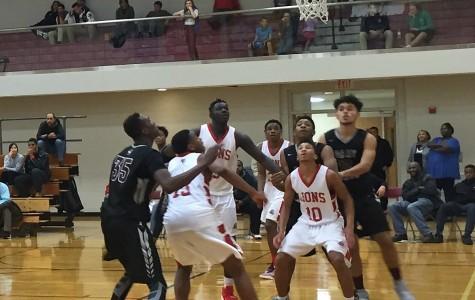 Varsity Basketball Team Defeats Academy New Church