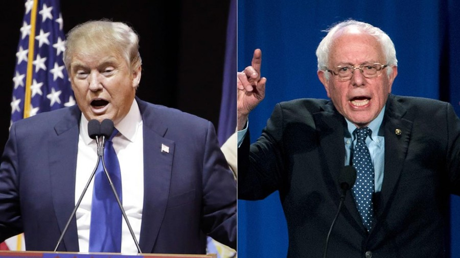Bernie Sanders and Donald Trump Win New Hampshire Primary