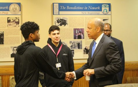 Former Secretary of Homeland Security Jeh Johnson Encourages Gray Bees