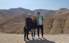 SBP in Israel Day 4: Dark History, the Desert, the Dead Sea