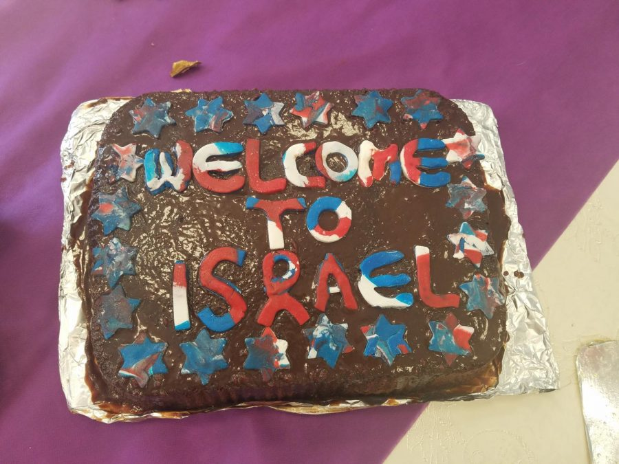 St.+Benedict%27s+faculty+and+students+received+a+warm+welcome+upon+their+arrival+in+Israel+this+week.