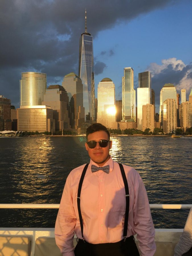 A+summer+pre-college+program+at+Stevens+Institute+was+capped+for+Jacob+Amaro+%2719+by+a+dinner+cruise+showcasing+New+York+Harbor.