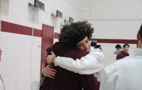 Fencing Team Senior Night: Victory Over Millburn