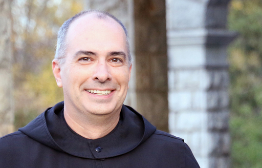 Delbarton School Headmaster Fr. Michael Tidd, O.S.B, is embracing the idea of a renewed friendship between SBP and Delbarton