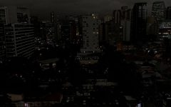 On Monday, Aug. 19 at 3 p.m. day turned to night in Sao Paulo, Brazil, as fires from the Amazon darkened its skies.
