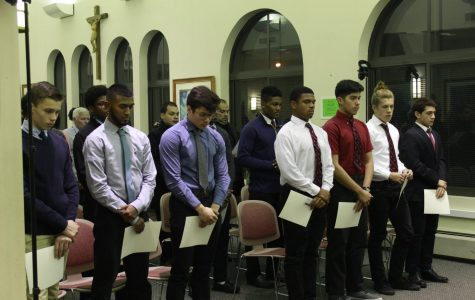 Twelve New Members Inducted to the National Honor Society