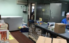 A Roomier Food Pantry Welcomes More