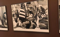 The writer took this photo of an exhibit at the Birmingham Civil Rights Institute in Birmingham, Alabama, while on a school trip marking milestones of the civil rights movement.