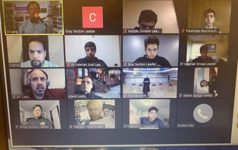 Screen display of SBP's virtual Convo from Wed., April 29, 2020